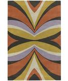 RugStudio presents Chandra Bense Garza BEN3004 Multi Hand-Tufted, Good Quality Area Rug