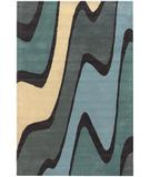 RugStudio presents Chandra Bense Garza BEN3006 Multi Hand-Tufted, Good Quality Area Rug