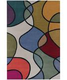 RugStudio presents Chandra Bense Garza BEN3011 Multi Hand-Tufted, Good Quality Area Rug