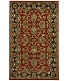 RugStudio presents Chandra Bliss BLI1004 Burgundy Hand-Tufted, Best Quality Area Rug
