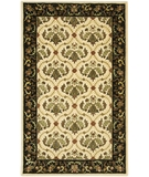 RugStudio presents Chandra Bliss BLI1003 Cream Hand-Tufted, Good Quality Area Rug