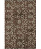 RugStudio presents Chandra Casta CAS7001 Charcoal Hand-Tufted, Best Quality Area Rug