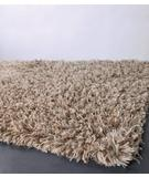 RugStudio presents Chandra Core Shag COR4604 Tan/Beige Woven Area Rug