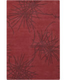 RugStudio presents Chandra Counterfeit Cou18214 Red Hand-Tufted, Good Quality Area Rug