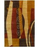 RugStudio presents Chandra Daisa DAI27 Multi Hand-Tufted, Good Quality Area Rug