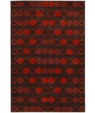 RugStudio presents Rugstudio Famous Maker 39287 Brown Hand-Tufted, Good Quality Area Rug