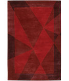RugStudio presents Chandra Daisa Dai9 Red Hand-Tufted, Good Quality Area Rug