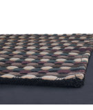 RugStudio presents Chandra Dalamere Dal24702 Charcoal/Brown/Purple Woven Area Rug