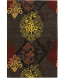 RugStudio presents Chandra Dharma Dha7503 Multi Hand-Tufted, Good Quality Area Rug