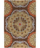 RugStudio presents Chandra Dharma Dha7536 Multi Hand-Tufted, Good Quality Area Rug