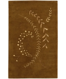 RugStudio presents Chandra Dream DRE3123 Brown Hand-Tufted, Good Quality Area Rug