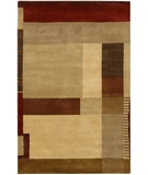 RugStudio presents Chandra Dream DRE3128 Multi Hand-Tufted, Good Quality Area Rug
