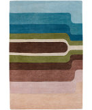 RugStudio presents Chandra Faro FAR6207 Multi Hand-Tufted, Good Quality Area Rug