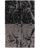 RugStudio presents Chandra Fenja FEN6502 Black Hand-Tufted, Good Quality Area Rug