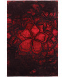 RugStudio presents Chandra Flemish Fle51105 Red Woven Area Rug