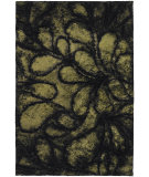 RugStudio presents Chandra Flemish Fle51112 Green Woven Area Rug