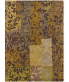 RugStudio presents Chandra Gagan GAG-39513 Multi Hand-Tufted, Good Quality Area Rug