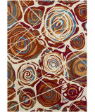RugStudio presents Chandra Gagan GAG-39518 Beige/Multi Hand-Tufted, Good Quality Area Rug