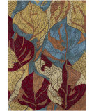 RugStudio presents Chandra Gagan GAG-39519 Multi Hand-Tufted, Good Quality Area Rug