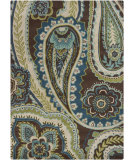 RugStudio presents Chandra Gagan GAG-39522 Multi Hand-Tufted, Good Quality Area Rug
