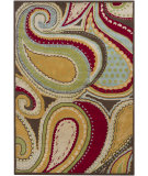 RugStudio presents Chandra Gagan GAG-39523 Multi Hand-Tufted, Good Quality Area Rug