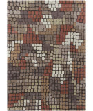 RugStudio presents Chandra Gagan GAG-39528 Brown Hand-Tufted, Good Quality Area Rug