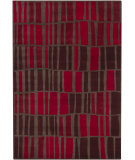 RugStudio presents Chandra Gagan GAG-39532 Red Hand-Tufted, Good Quality Area Rug