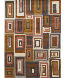 RugStudio presents Chandra Gagan GAG-39533 Multi Hand-Tufted, Good Quality Area Rug