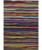 RugStudio presents Chandra Gagan GAG-39539 Multi Hand-Tufted, Good Quality Area Rug