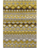 RugStudio presents Chandra Gagan GAG-39547 Multi Hand-Tufted, Good Quality Area Rug