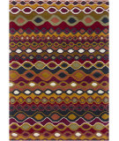 RugStudio presents Chandra Gagan GAG-39548 Multi Hand-Tufted, Good Quality Area Rug