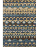 RugStudio presents Chandra Gagan GAG-39549 Multi Hand-Tufted, Good Quality Area Rug