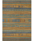 RugStudio presents Chandra Gagan GAG-39557 Multi Hand-Tufted, Good Quality Area Rug