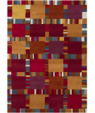 RugStudio presents Chandra Gagan GAG-39559 Multi Hand-Tufted, Good Quality Area Rug