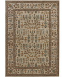 RugStudio presents Chandra Gagan GAG-39562 Tan Hand-Tufted, Good Quality Area Rug