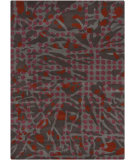 RugStudio presents Chandra Gagan GAG-39565 Purple Hand-Tufted, Good Quality Area Rug
