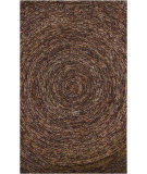 RugStudio presents Chandra Galaxy GAL30603 Rust Hand-Tufted, Good Quality Area Rug