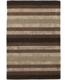 RugStudio presents Chandra Gardenia GAR30701 Brown Hand-Tufted, Good Quality Area Rug