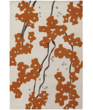 RugStudio presents Chandra Inhabit Inh21623 Beige Hand-Tufted, Good Quality Area Rug