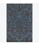 RugStudio presents Chandra Int INT-13401 Blue Hand-Tufted, Good Quality Area Rug
