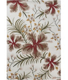 RugStudio presents Chandra Int INT-13409 Tan Hand-Tufted, Good Quality Area Rug
