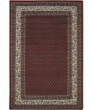 RugStudio presents Chandra Int INT-13416 Burgundy Hand-Tufted, Good Quality Area Rug