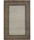 RugStudio presents Chandra Int INT-13417 Ivory Hand-Tufted, Good Quality Area Rug