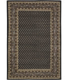 RugStudio presents Chandra Int INT-13419 Black Hand-Tufted, Good Quality Area Rug