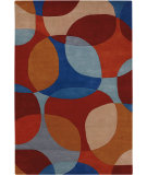 RugStudio presents Chandra Int INT-13427 Multi Hand-Tufted, Good Quality Area Rug