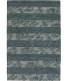 RugStudio presents Chandra Int INT-13441 Blue Green Hand-Tufted, Good Quality Area Rug
