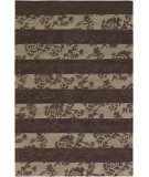 RugStudio presents Chandra Int INT-13442 Chocolate Hand-Tufted, Good Quality Area Rug