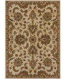 RugStudio presents Chandra Int INT-13443 Green Hand-Tufted, Good Quality Area Rug