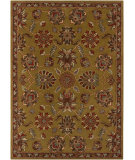 RugStudio presents Chandra Int INT-13444 Green Hand-Tufted, Good Quality Area Rug