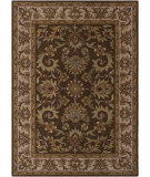 RugStudio presents Chandra Int INT-13445 Chocolate Hand-Tufted, Good Quality Area Rug